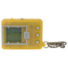 Bandai Digital Monster Digimon Original Digivice Virtual Pet- Translucent Yellow