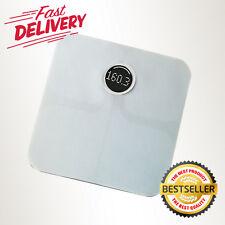 Fitbit Aria Wi-Fi Weight/Body Fat/BMI Smart Scale Silicone Coaster Mat/Pad White