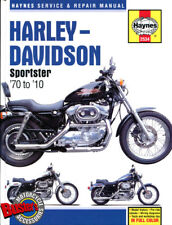 Genuine Haynes Workshop Manual 2534 Harley Davidson Sportsters 1970-2008