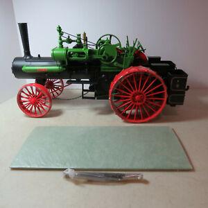 Ertl Case Steam Traction Engine 65 hp Milliennium Series 1/16 CA-14024-1HK-B