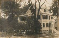 A View Of A Home In Lynn, Massachusetts MA RPPC 1905