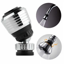 360° Rotate Faucet Filter Tap Diffuser Kitchen Accessories Bathroom Gadget NEW