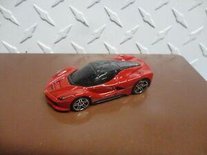 Loose Hot Wheels Red La Ferrari