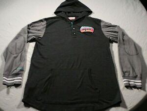 San Antonio Spurs Mitchell & Ness Hoodie Shirt Hooded Sweatshirt NBA Basketball