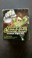 Green Lantern Power Ring Kit with Book Light Up Ring  in Display Box