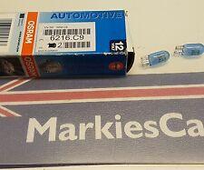Citroen C5 DS5 peugeot 407 sidelight ampoule boite ampoule cool blue 12V 5W 6216C9