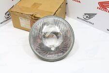 Honda CB 250 CM 125 CJ 250 360 T Stanley Headlight / Beam Unit Reflector NOS