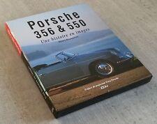 Porsche 356 et 550, une histoire en images