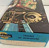 Athearn #5278 HO RF&P 2574 50' PD Box Train Car Kit Partly Assembled in Box