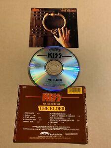 Kiss – (Music From) The Elder CD (1981) Casablanca – 824 153-2 Canada