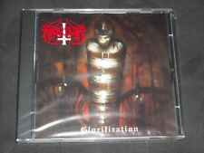 MARDUK - Glorification MEGARARE 1st authentic edition MCD MINT Osmose flyer RARE