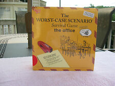 The Worst Case Scenario Survival Game The Office Edition ~New & Factory Sealed!