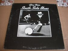 Gary Sloan - South Side Blues - 1981 Private Pressing RARE Vinyl LP