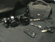 Sony Cyber-shot DSC-H50 9.1MP Digital Camera w/ case - PLEASE READ!!
