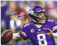 Kirk Cousins Vikings Signed Autographed 8X10 Photo REPRINT