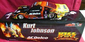 KURT JOHNSON, 1/24 2002 ACTION CHEVY PRO STOCK, KISS 30TH ANNIVERSARY