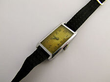 Original Swiss Art Deco 1930s 1940s Mechanical Wrist Watch LAYBY AVA