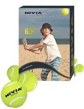 New listing Nivia Cricket Tennis Ball  (Pack of 6, Yellow)