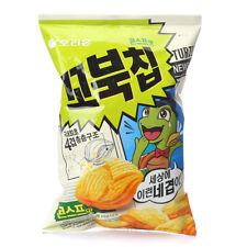 New Korean Popular Snacks Turtle Chips Corn soup flavor - 160g