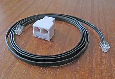 1 zu 2 Y-Verteiler modul Adapter + Anschlusskabel für ROCO Fleischmann MultiMaus