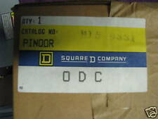 Square D Pinqor, Circuit Breaker Bus Plug W/Outlets *New*