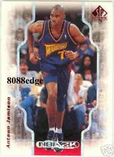 1998-99 UD SP AUTHENTIC NBA 2K #2K4 : ANTAWN JAMISON - GOLDEN STATE WARRIORS RC