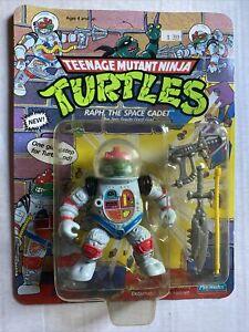 1990 Playmates Teenage Mutant Ninja Turtles RAPH, THE SPACE CADET RARE TMNT