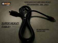 AMP CABLE *XTRA HEAVY*FOR KENWOOD TS-590S Only. FAST & **FREE SHIPPING!**