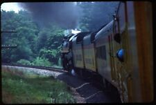 Original Rail Slide - Chessie Steam Special 2101+ Beardstown IN 6-17-1978