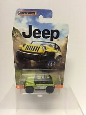 Matchbox Jeep Series - Jeep Willys Concept 1:64 Scale Die Cast 2014 DJG67