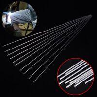 10Pcs Aluminium Magnesium Niedertemperaturlöten Rods Schweißen 1.4mmx500mm