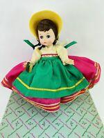 vintage Madame Alexander Doll Italian #393