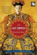 The Last Empress: A Novel by Min, Anchee, Good Book