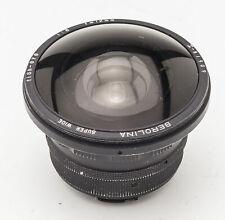 Berolina Super Wide Fish-Eye 12mm 12 mm f/8 Fischauge Minolta MD