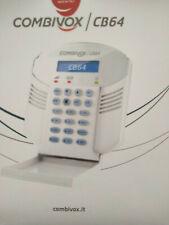 Combinatore telefonico GSM 3 ingressi - 2 uscite CB-64