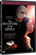 PHANTOM OF THE OPERA (2004) / (WS) - DVD - Region 1