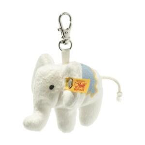 Pendant Keyring little elephant white by Steiff - EAN 901317