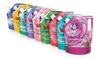 Sanibox detergente concentrato pavimenti - Profumazioni miste - 9 flaconi da 1 L