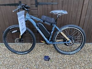 "Customised cross electric e-bike 48v 1000w ,14Ah Lithium🔋30mph 27.5"""