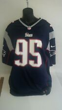 NFL Nike New England Patriots Chandler Jones #95 Jersey Men XL Nike On Field