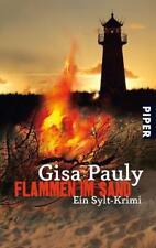 Flammen im Sand / Mamma Carlotta Bd.4 von Gisa Pauly (2010, Taschenbuch)