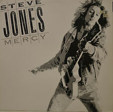 "STEVE JONES - MERCY -  EX SEX PISTOLS MEMBER  -   LP 12""  (S 775)"