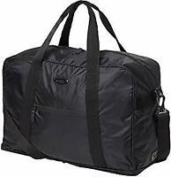 Oakley Packable Duffle Bag Gym Bag -921447-02E- Blackout - New 2020