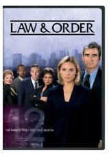 Law & Order - Law & Order: The Twelfth Year [New DVD] Boxed Set, Dolby, Snap Cas