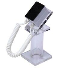 Oval-shaped Antitheft Security Mobile Phone Display Stand Mounts Holder Spring