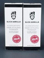 Slick Gorilla Hair Styling Powder 20g / 0.7OZ ( PACK OF 2 )