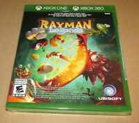 Rayman Legends (Xbox 360 & Xbox One) Brand New / Fast Shipping
