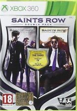 Saints Row III + Saints Row IV - Bundle Pack XBOX 360