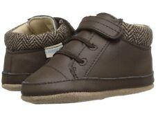 NIB ROBEEZ Shoes Mini Shoez Bootie Woven Willy 3-6m 2