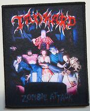 TANKARD - Zombie Attack - Patch 10 x 8 cm - 163734